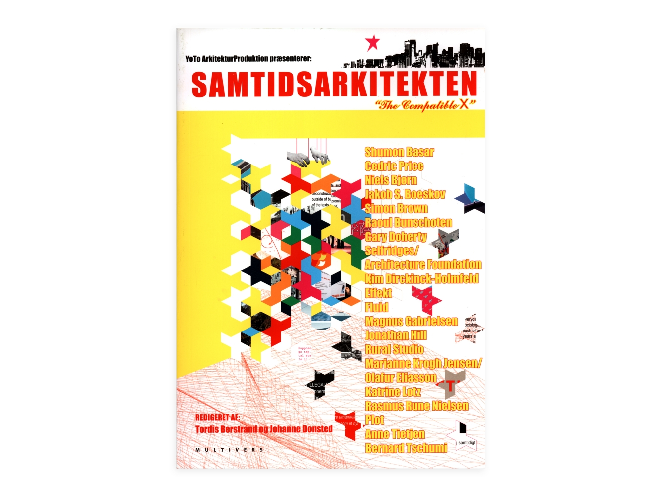 Simon Brown Interviewed For Samtidsarkitekten