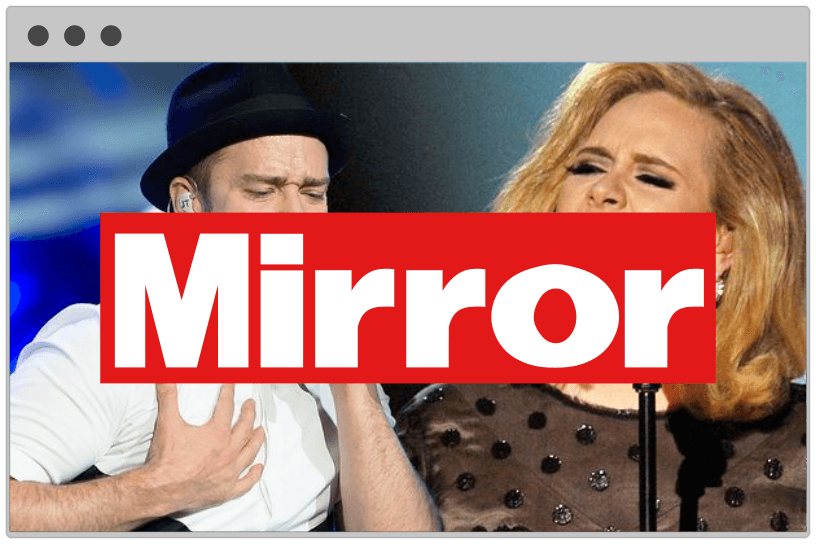 A digital vision for a National Newspaper Group, Trinity Mirror