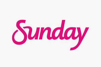 Sunday Publishing Logotype Designed By &&& Creative