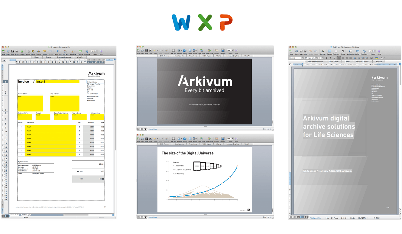 Microsoft Documents For Arkivum