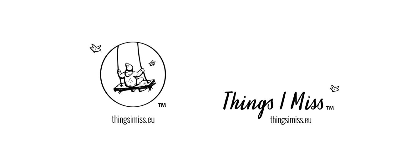 Logo Variations For Things I Miss