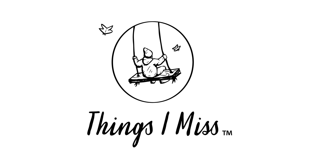 Logo Things I Miss