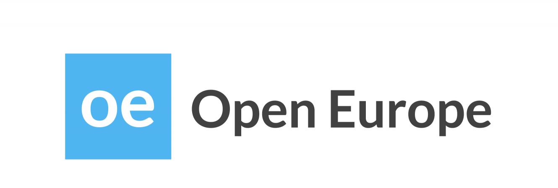 Open Europe Logotype