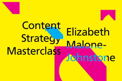 Creative Corner   Content Strategy Masterclass
