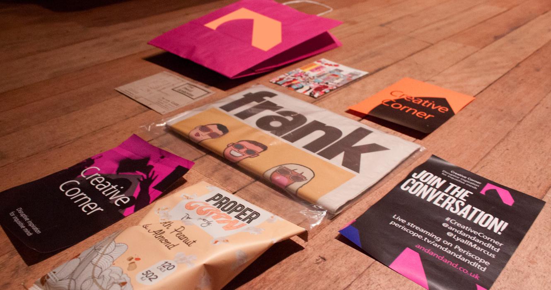Creative Corner Goody Bags
