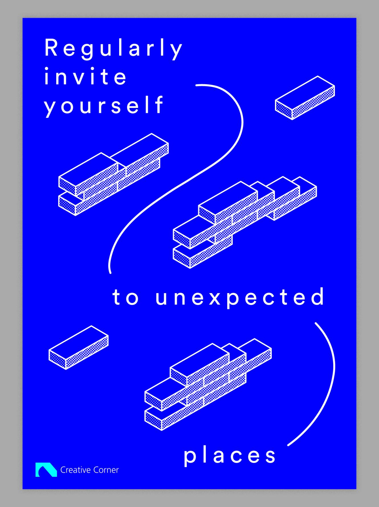 Creative Corner Poster
