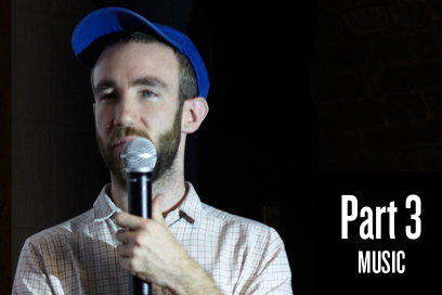 Creative Corner   Patrick Doyle