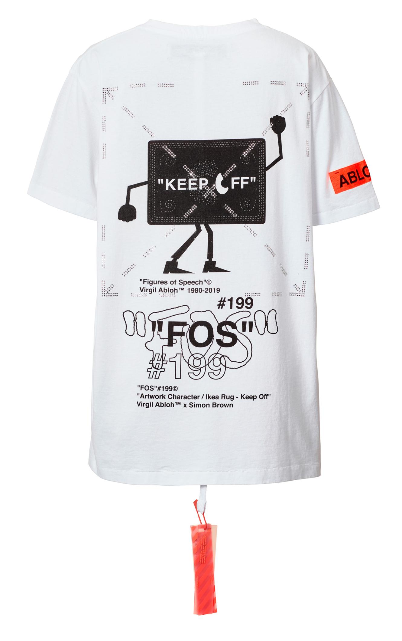 FOS C/o MCA White Tee